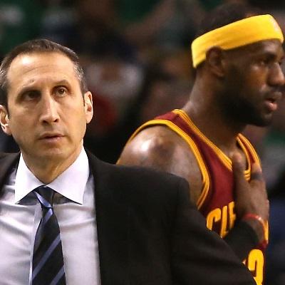 NBA Coach David Blatt Compares Basketball Coaches To Fighter Pilots
