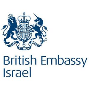 british embassy israel