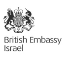 british embassy israel bw